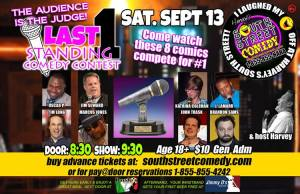 Comedy Contest